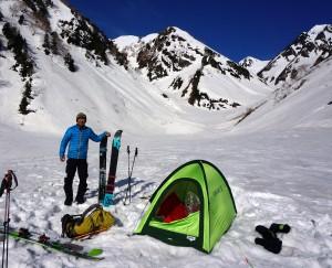 2015立山2泊3日BCトリップ
