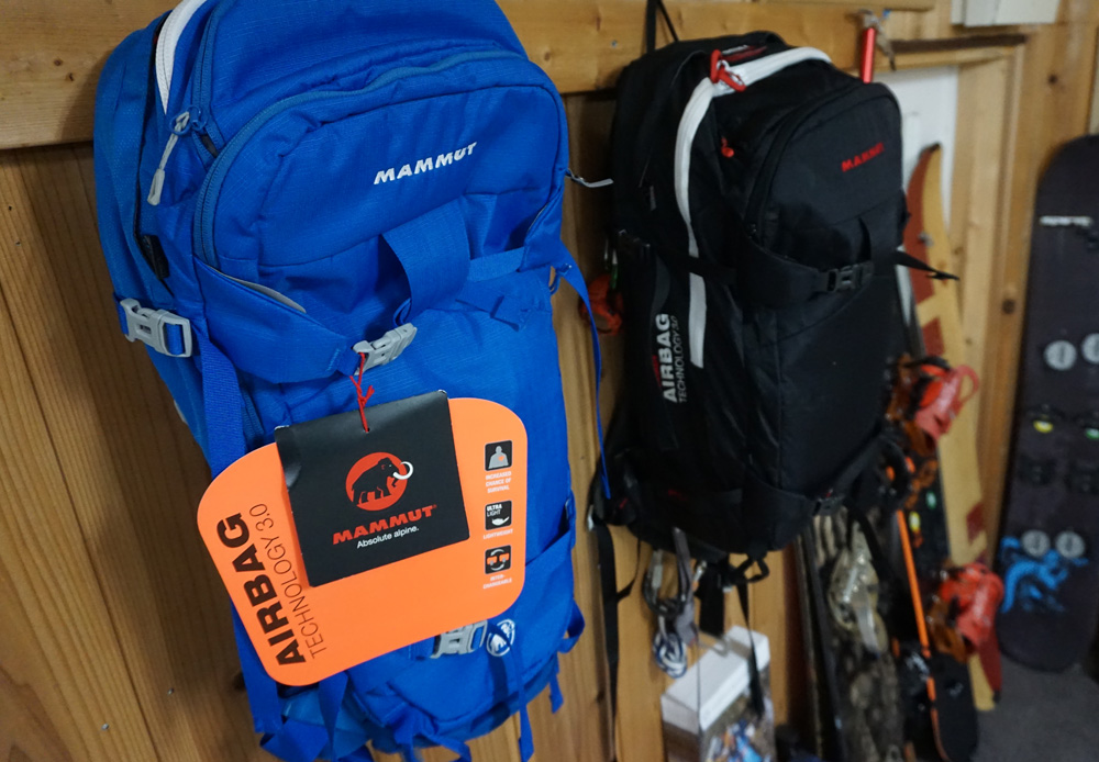 Mammut Removable Airbag