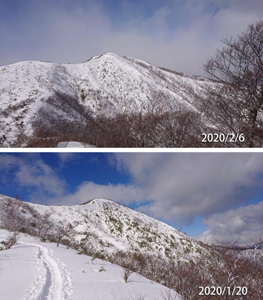 岐阜・大日ヶ岳