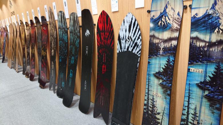 2020/21JONES SNOWBOARDS
