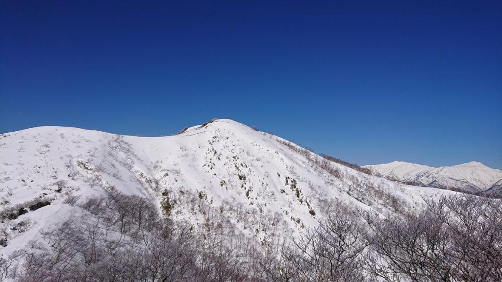 2020年3月13日 岐阜・大日ヶ岳